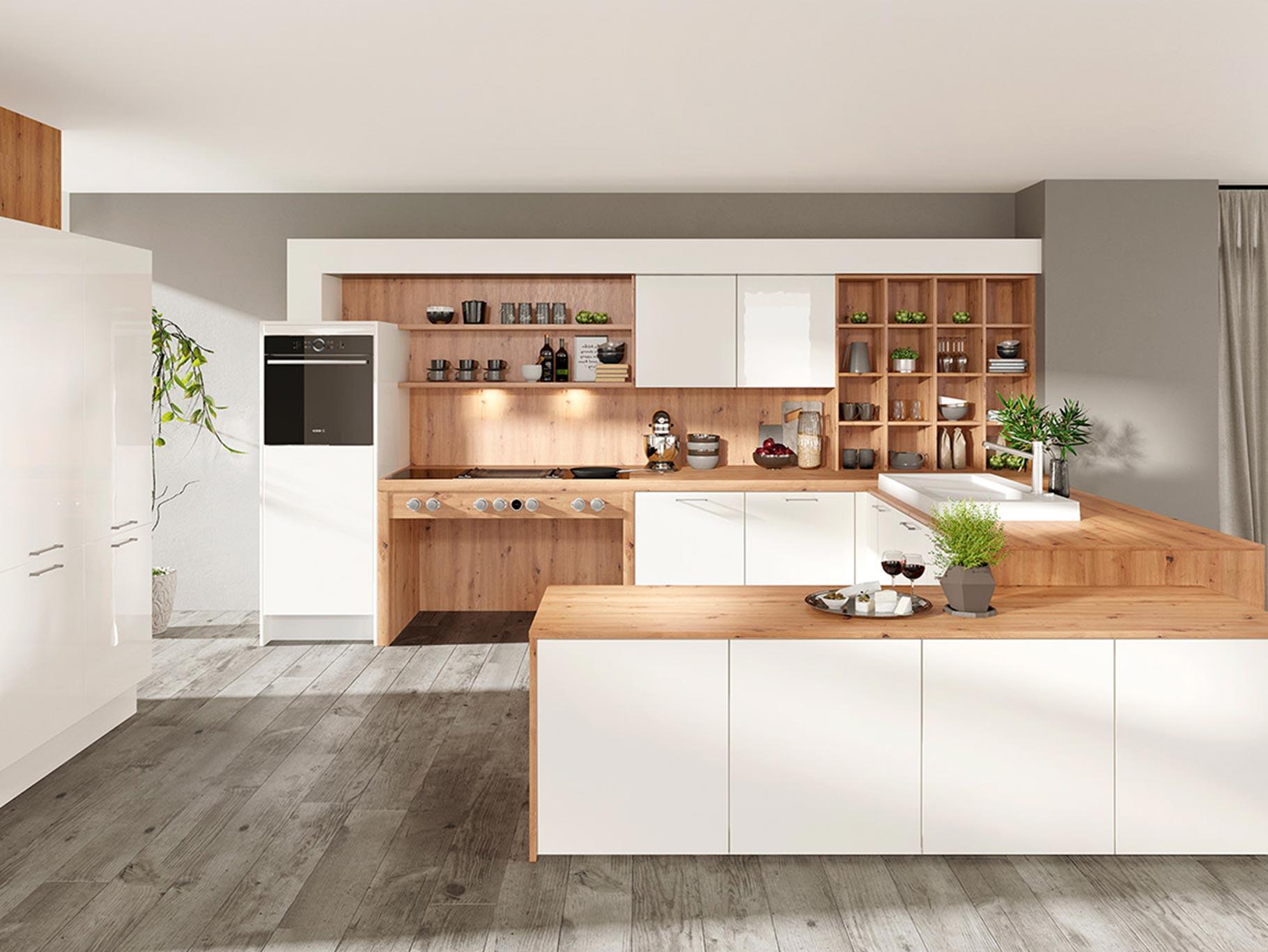 DAN Küche modern   Fuschlberger Küchenstudio GmbH